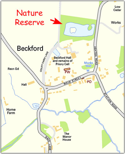beckford nature reserve